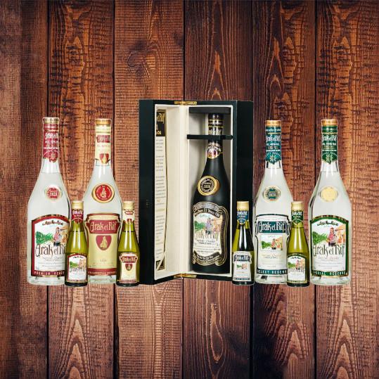 Анасонови напитки